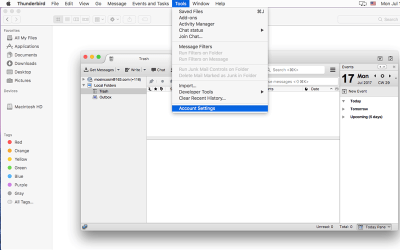 add email signature to Mozilla Thunderbird picture 01
