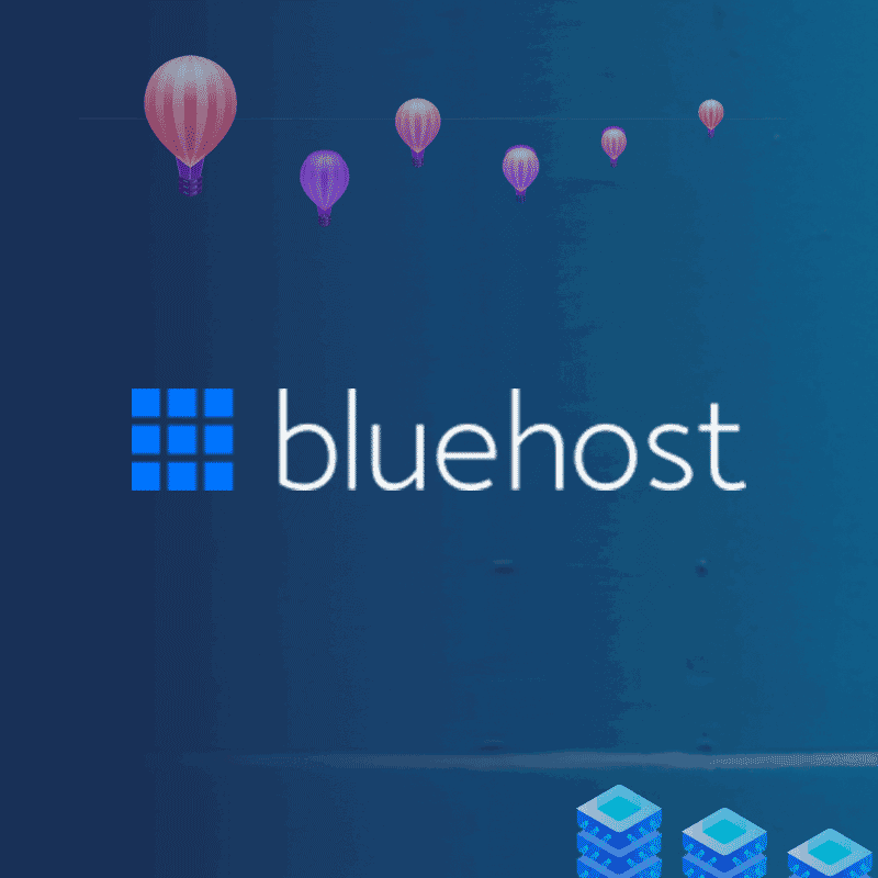 go to bluehost